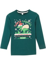 Jungen Langarmshirt Bio-Baumwolle, bpc bonprix collection