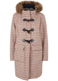 Dufflecoat mit Glencheckmuster, bpc bonprix collection