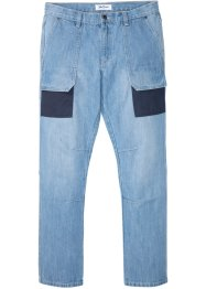 Regular Fit Worker-Jeans, Straight, John Baner JEANSWEAR