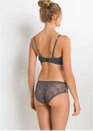 Panty (2er Pack) mit Bio-Baumwolle, bpc bonprix collection - Nice Size