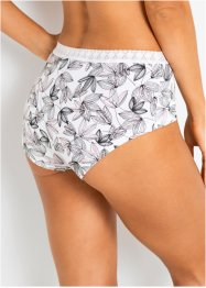 Maxipanty mit Spitze (4er Pack), bpc bonprix collection