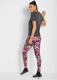 Shirt, Leggings, Top (3-tlg.Set), Level 2, bpc bonprix collection