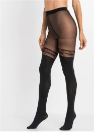 Strumpfhose in Overknee Optik, bpc bonprix collection