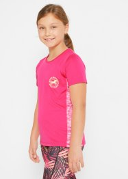 Mädchen Sport-Shirt (2er-Pack), bpc bonprix collection