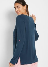 Sport-Shirt mit TENCEL™ Lyocell, langarm, bpc bonprix collection