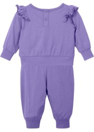 Baby Shirt und Hose (2-tlg.Set) Bio-Baumwolle, bpc bonprix collection