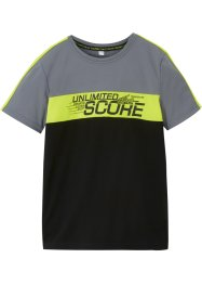 Jungen Sport-Shirt Slim Fit, bpc bonprix collection