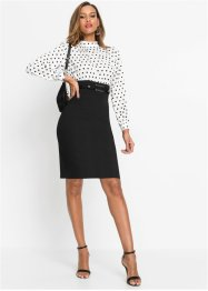 Kleid mit Polka Dots, BODYFLIRT boutique
