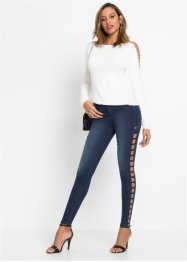 Jeans mit Cut-Outs, BODYFLIRT boutique
