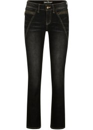 Slim Fit Stretch-Jeans, John Baner JEANSWEAR