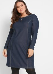 Shirtkleid in Jeansoptik, John Baner JEANSWEAR