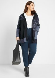 Baumwoll-Shirtjacke, gepatched, bpc bonprix collection