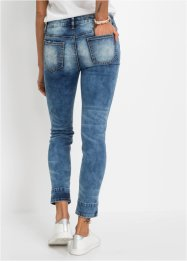 Skinny-Jeans mit Flaggendetails, RAINBOW