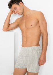 Lockere Jersey Boxershorts (3er Pack), bpc bonprix collection