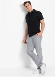 Stretch-Kurzarmhemd, Slim Fit, RAINBOW