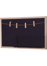 Memoboard mit Korb, bpc living bonprix collection