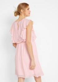 Jersey-Umstandskleid/Stillkleid mit Chiffon, bpc bonprix collection