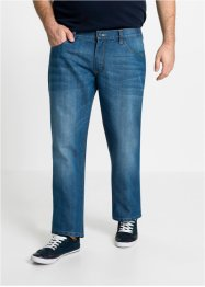 Regular Fit Jeans mit Komfortschnitt, Bootcut, bpc bonprix collection