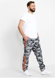 Slim Fit Cargo-Schlupfhose, Straight, RAINBOW