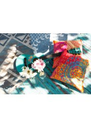 Tagesdecke mit Patchwork Druck, bpc living bonprix collection