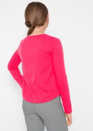 Mädchen Langarmshirt (2er Pack), bpc bonprix collection