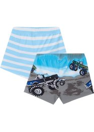 Jungen Badehose (2er Pack), bpc bonprix collection