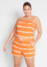 Baumwoll- Bandeau-Jumpsuit, kurz, bpc bonprix collection