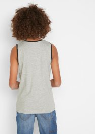 Jungen Tanktop aus Bio-Baumwolle (2er Pack), bpc bonprix collection