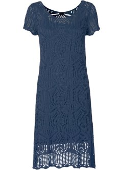 Strickkleid, BODYFLIRT, indigo
