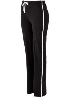 Stretch-Sporthose, bpc bonprix collection, schwarz