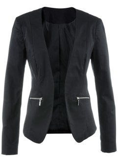Blazer, bpc selection, schwarz