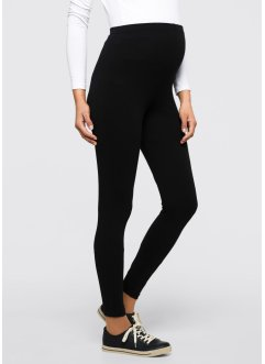 Umstandsleggings, bpc bonprix collection, schwarz