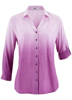 Bluse, bpc bonprix collection, mattbrombeer