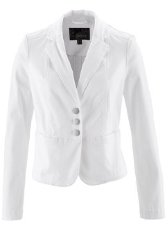 Blazer com stretch
