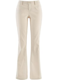 Basic Bengalinhose, bpc bonprix collection, kieselbeige