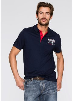 Poloshirt in Regular Fit, John Baner JEANSWEAR