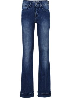 Stretch-Jeans im Flared-Look, John Baner JEANSWEAR