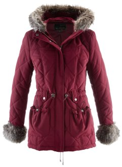 Steppjacke mit Fellimitat, bpc selection