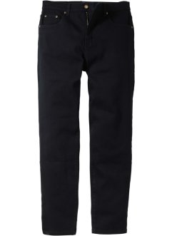 Stretch-Jeans Classic Fit Tapered, John Baner JEANSWEAR, schwarz