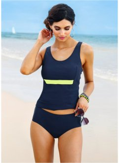 Tankini (2-tlg. Set), bpc selection, dunkelblau