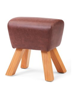 "Hocker ""Fabian"", bpc living, braun"