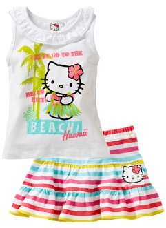Top + Rock (2-tlg. Set), Hello Kitty