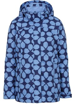 3-in-1 Funktions-Outdoorjacke, bpc bonprix collection, mitternachtsblau