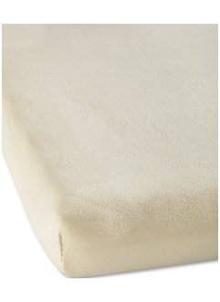 Elastic-Jersey Topper Spannbettlaken, bpc living bonprix collection