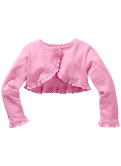 Bolero Jacke, bpc bonprix collection, rosa