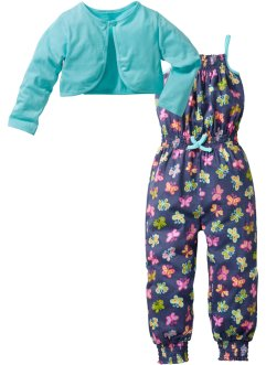 Jumpsuit+Bolero Jacke (2-tlg. Set), bpc bonprix collection