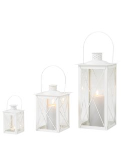 Laternen-Set (3-tlg.Set), bpc living bonprix collection
