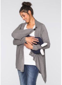 Umstands- und Stillponcho/Strickjacke, bpc bonprix collection