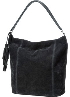 Handtasche Wildlederimitat, bpc bonprix collection