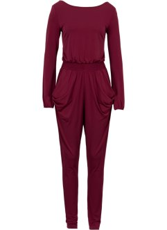 Jumpsuit, BODYFLIRT boutique, magenta